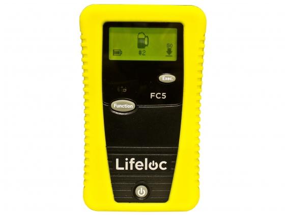 Alkotesteris Lifeloc FC5