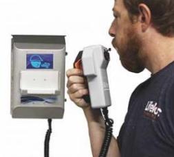 Profesionali stacionari alkoholio patikrinimo sistema Sentinel Pro