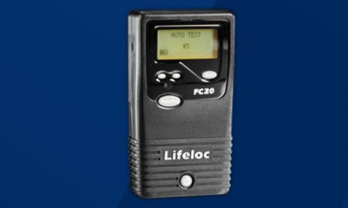 53 € nuolaida profesionaliam alkotesteriui Lifeloc FC20 + 1 nemokamas kalibravimas